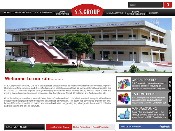 S.S GROUP........
