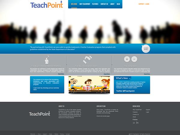 TEACH POINT.........