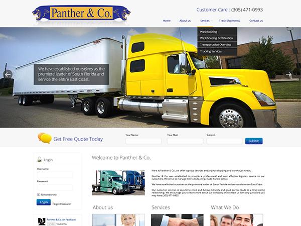panther & com
